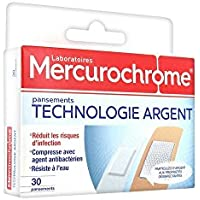 Mercurochrome Silver Technology 30 Strips by Mercurochrome preisvergleich bei billige-tabletten.eu