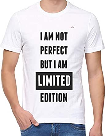 770c6d9ce0 Style Eva - I am not Perfect But I am Limited Edition Printed T-Shirts