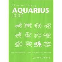 Aquarius (New Holland Horoscope)