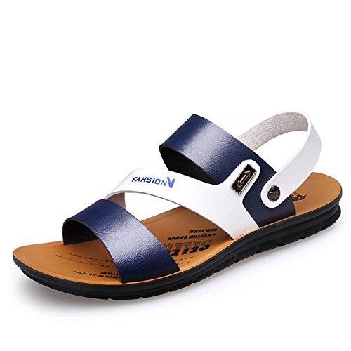 Männer rutschfeste sandalen im sommer/Outdoor pantoffel strand schuhe A