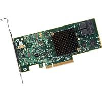 LSI LSI00407 - Controlador RAID (RAID 0/1/5/10/50/JBOD), verde