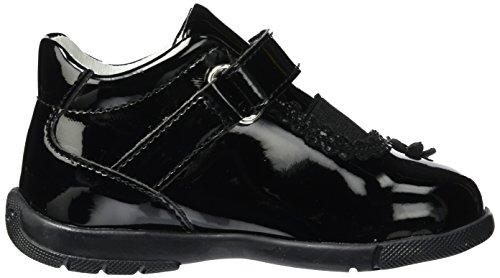 Primigi Ppb 8016, Sneakers Basses Bébé Fille Noir (Nero)