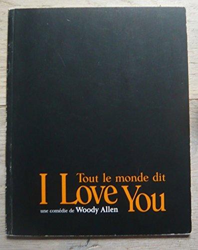 Dossier de presse de Tout le monde dit I love you (1997) – Woody Allen