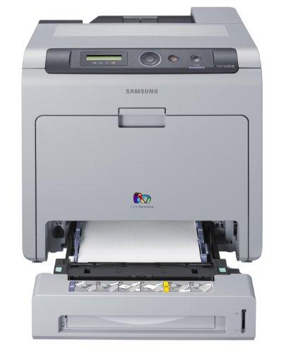 Samsung CLP-620ND Colour Laser Printer (Network Connectivity, Duplex)