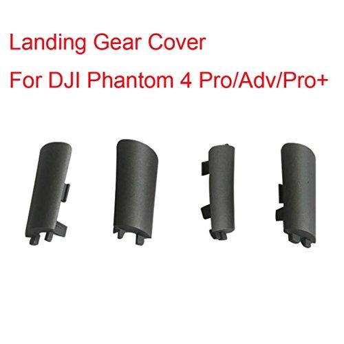IGEMY Fahrwerk Abdeckung für DJI Phantom 4 PRO / Adv OBSIDIAN Edition, Bestseller Drone Zubehör (E)