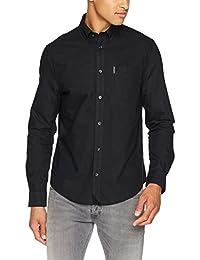 Ben Sherman Herren Freizeithemd Ls Core Oxford Shirt