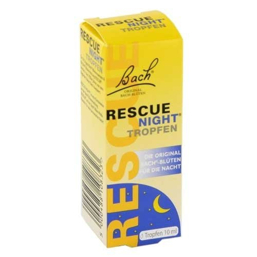 Bach Original Rescue Night Tropfen alkoholfrei 20 ml