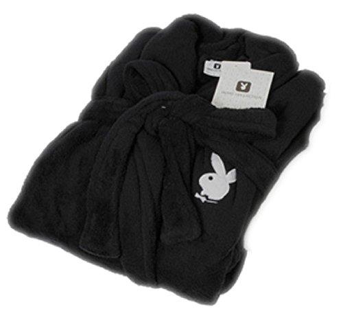 playboy-bademantel-saunamantel-morgenmantel-aus-100-polyester-farbe-schwarz-gr-m