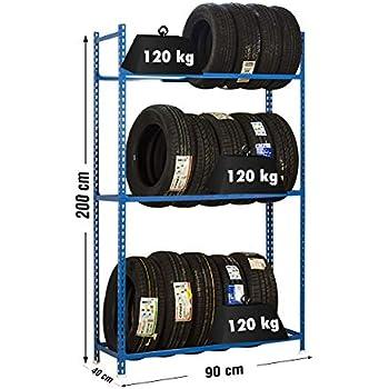 Simonrack 8435104944547 Kit autoclick pneus megaplus 3//400 bleu