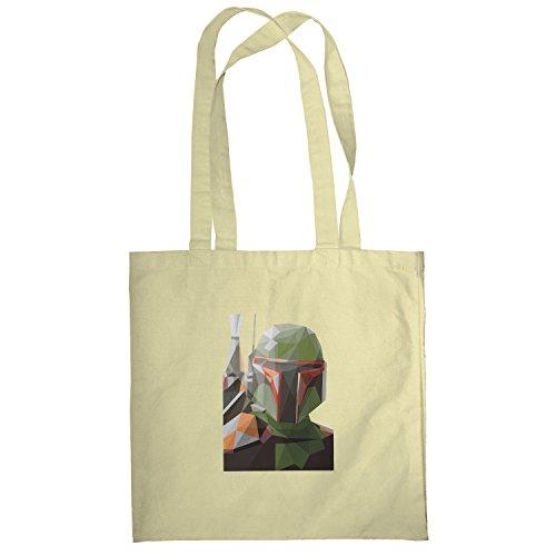 Texlab–Poly Bounty Hunter–sacchetto di stoffa Naturale