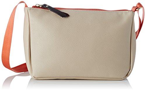 Bensimon - Small Bag, Pochette da giorno Donna Beige (Beige Clair)