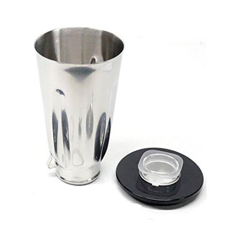 blendin Edelstahl Mixer Glas und Deckel für Oster und Osterizer - Oster-glas-mixer-glas