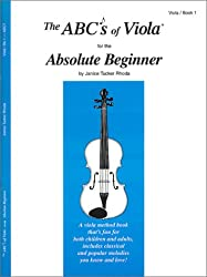 Abcs of Viola 1 Absolute Beginner Pupils