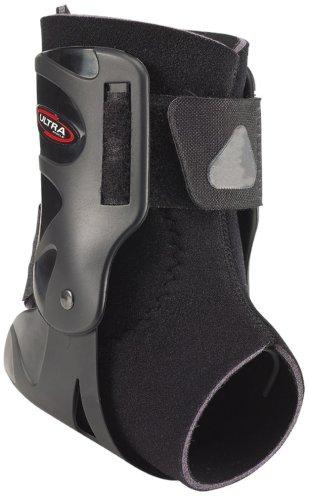 McDAvid, Protezione caviglia X 189, Nero (black), l/xl