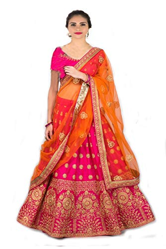 MRS WOMEN Cotton Party Wear Lehenga Choli for Wedding Function | lehengas for women | designer lehenga for women latest design | lehenga choli for girls of 18 years