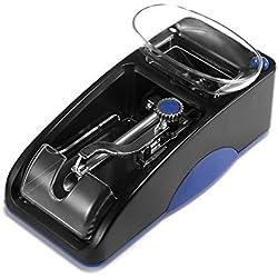 Verdelife machine à tuber les cigarettes automatique,Rouleuse de cigarettes Cigarette électrique Le tabac à rouler automatique rouleau Maker Mini machine