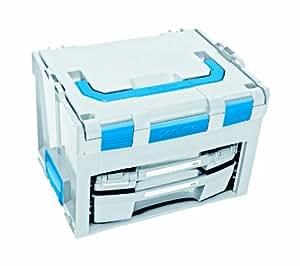 Sortimo International L-Boxx 6000000347 Sortimo 306 Coffre de rangement avec i-BOXX et tiroirs