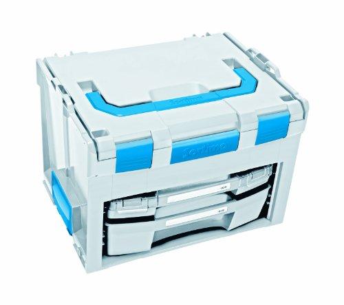 Preisvergleich Produktbild Sortimo 6000000347 LS-BOXX 306 mit i-BOXX und Schublade
