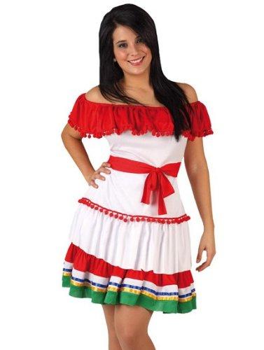 Imagen de disfraz de mejicana para mujer