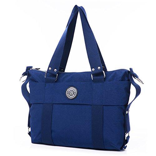 TianHengYi - Sacchetto donna Blu navy