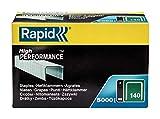 Rapid 11905711 Grapas, 140/6mm, Set de 5000 Piezas