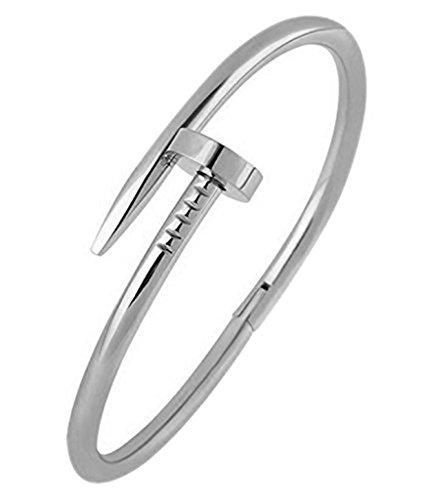 the-jewelbox-nagel-armreif-gothisches-design-edelstahl-armreif-scharnier-zum-offnen