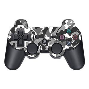 Disagu Design Skin für Sony PS3 Controller – Motiv Camouflage Schwarz