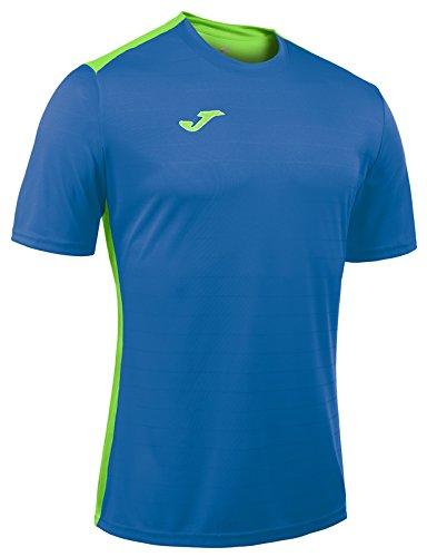 Joma 100417.720 - Camisetas de equipación de manga corta para hombre,