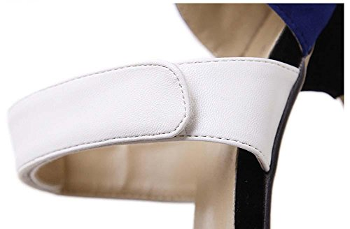 NobS Donne Color Matching Point Toe Tacchi Tacchi Spillo Scarpe Lavoro Scarpe Black
