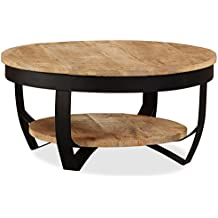 Amazonfr Table Basse Ronde