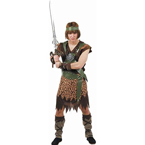 Für Conan Erwachsenen Kostüm - Conan Kostüm