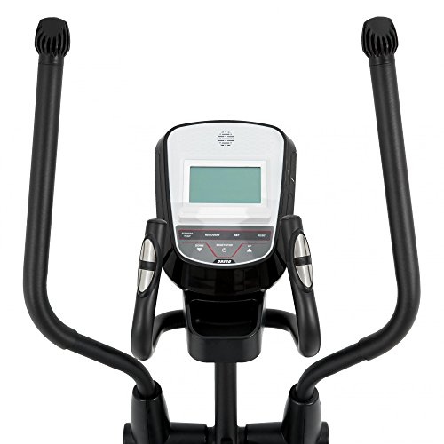 Spirit Cross Trainer DRE 20 – Ellipsentrainer mit Hand-Puls-Sensoren, Ergometer, Cardio Fitness - 3