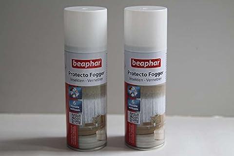 2x Protecto Insekten Vernebler 200ml