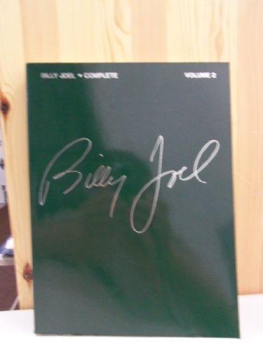 Billy Joel Complete Volume II by Billy Joel (1991-08-02)