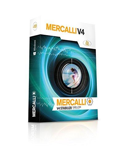 Mercalli V4 Stabilizr for Adobe WIN + MAC (Product Keycard ohne Datenträger)