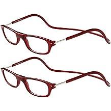 TBOC Pack: Gafas de Lectura Presbicia Vista Cansada – (Dos Unidades) Graduadas +