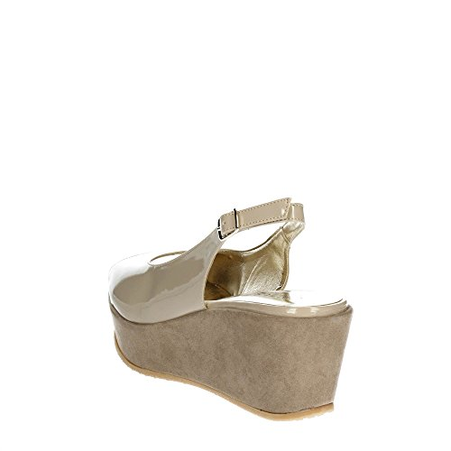 Cinzia Soft IAV11 004 Sandale Femme Beige
