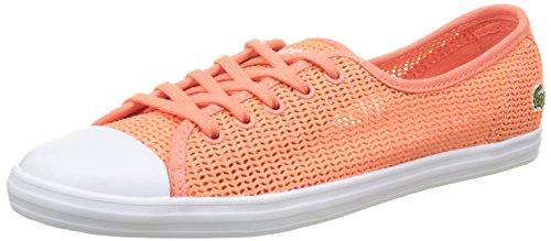 Lacoste Ziane 217 1, Basses Femme Orange (Orange)