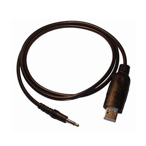 SODIAL USB CI-V Cat Schnittstellenkabel Fuer Icom CT-17 IC-706 Radio mit CD Icom-schnittstelle