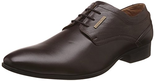 Alberto Torresi Men's Brown Formal Shoes - 11 UK/India (45 EU)