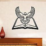 HESHU Wall Stickers Animali E Uccelli Decorazione della Parete Decalcomania del Vinile Adesivo Contabilità Generale Piccione Demolizione Camera da Letto Decorazione della Casa L933 42 * 48Cm