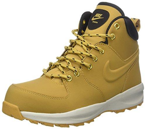 35759cd92a Nike Manoa (GS), Chaussures de Trail garçon, Multicolore (Haystack-Velvet