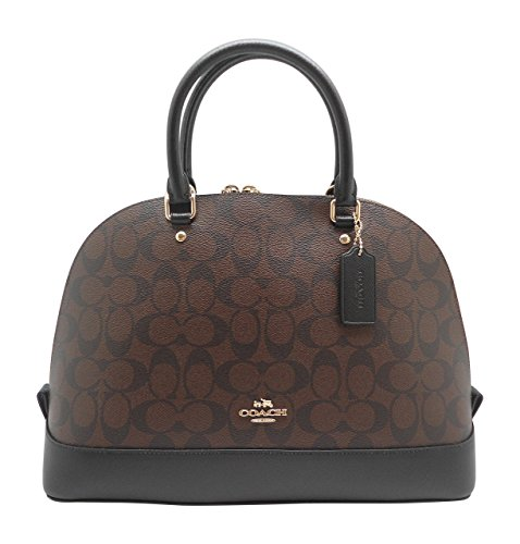 coach-womens-signature-sierra-satchel-crossbody-handbag-brown-black
