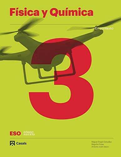 Física y Química 3 ESO (Código abierto)