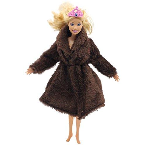 GemäßIgt Barbie Kleidung Puppen Kleider Accessoires Geschenk Für Mädchen Kostüm Zubehör Kleidung & Accessoires Spielzeug