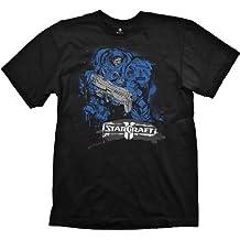 Starcraft II T-Shirt Terraner EU Exclusive Größe S [Importación alemana]