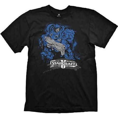 Starcraft II - Camiseta para hombre, talla S [Importado de Alemania]