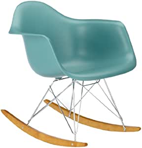 Vitra rar eames 4401130021 si ge design plastique for Siege eames vitra
