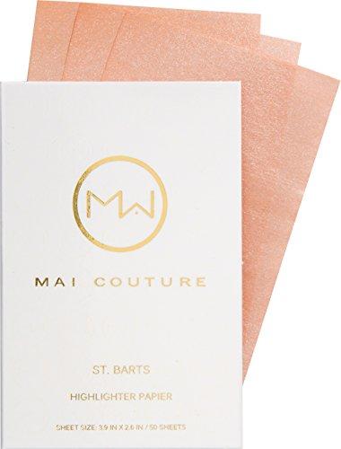 Mai Couture evidenziatore Papier, St. Barts 50fogli