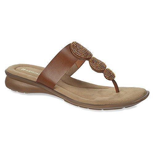 naturalizer-jillian-damen-sandalen-weiss-weiss-braun-tan-smooth-grosse-36